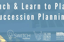 Lunch & Learn to Plan: Succession Planning