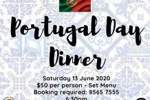 Portugal Day Dinner