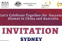 12th ACAA Alumni Awards Networking Celebration | Sydney