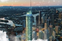 SkyPoint Christmas in the Clouds