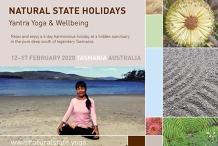 Yantra Yoga & Wellbeing Holiday, Tasmania Australia