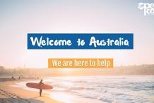 Welcome to Australia -MELBOURNE Orientation session at Open Conexus