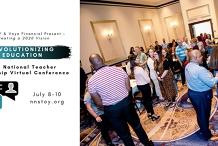2020 National Teacher Leadership Virtual Conference