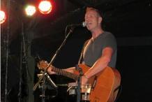 Jon J Bradley at the Kingy