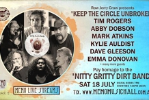 Keep The Circle Unbroken feat. Tim Rogers, Abby Dobson & more