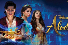 Movies Under The Stars - Aladdin