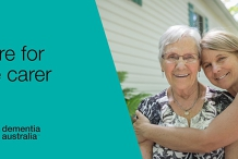Care for the carer - Online Delivery VBS - QLD