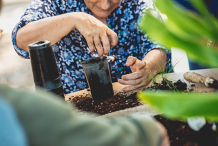 Introduction to Therapeutic Horticulture Workshop Coburg