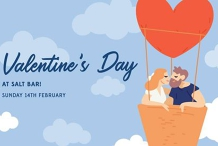 Valentine's Day at Salt Bar