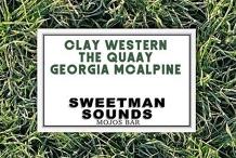Sweetman Sounds: Clay Western Band, Georgia McAlpine & 1 Secret