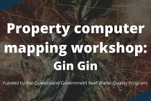 Property computer mapping workshop - Gin Gin, QLD