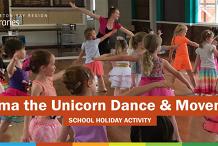 Thelma the Unicorn Dance & Movement (3-5 years) - Albany Creek Library