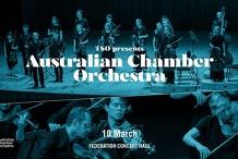 TSO presents the Australian Chamber Orchestra