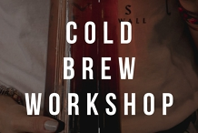 Cold brew - what you need to know