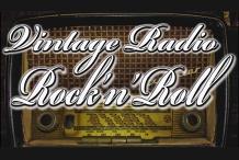 Vintage Radio RocknRoll