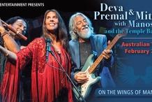 Brisbane, AU: Deva Premal & Miten with Manose