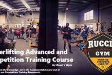 Powerlifting Advanced and Competition Training Course