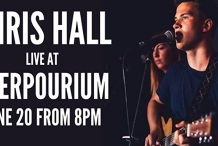 Chris Hall - Live At Beerpourium - First Gig Back