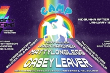 Camp Midsumma Carnival After Party