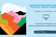 Postponed | Mountainfilm on Tour 2020 - Newcastle