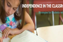 Independence in the Classroom