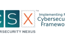 APMG-Implementing NIST Cybersecuirty Framework using COBIT5 2 Days Training Virtual Live in Hobart