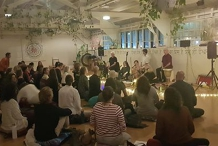 Kirtan at Fremantle Yoga Centre EShed