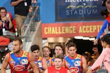 AFL Round 7: Gold Coast SUNS versus Adelaide Crows