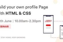 [WEBINAR] HTML & CSS for Beginners