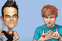 Robbie vs Ed Tribute Show
