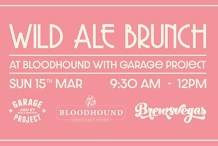 A Wild Ale Brunch with Garage Project