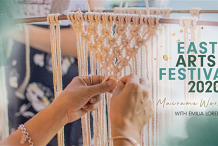 Macrame Workshops at King's Easter Arts Festival