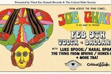 Joe Ghatt / Luke Spook / Nasal Spray + more - Volta
