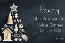 Christmas in July Wine Dinner