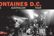 Fontaines D.C. | Corner Hotel, Melbourne SOLD OUT