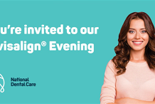 You're invited to our Invisalign evening.
