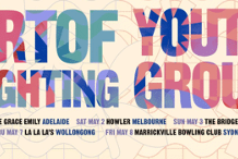 Art Of Fighting & Youth Group - Co-Headline Tour
