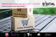 Digital Business - a guide to doing it right in 2020