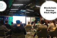 Meetup - Blockchain Centre Blockchain Startup Pitch Night