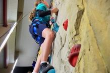 Rock Climbing on the Gold Coast