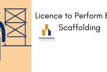 Licence to Erect, Alter and Dismantle Scaffolding Basic Level CPCCLSF2001A