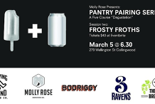 Pantry Pairings II - Frosty Froths