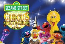 Sesame Street Circus Spectacular Launceston