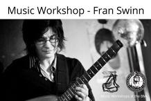 Melbourne guitarist - Fran Swinn