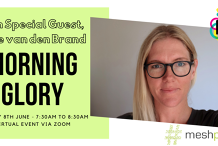 Morning Glory - With special guest Katie van den Brand