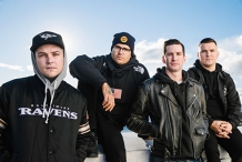 The Amity Affliction / UC Refectory