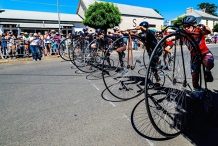 Evandale Village Fair & National Penny Farthing Championships