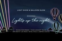 Wodonga Lights Up The Night
