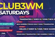 Club3WM Saturdays