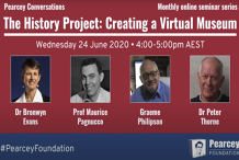 The History Project: Creating a Virtual Museum